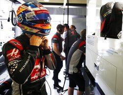 """Romain Grosjean: """"No pensamos que podíamos estar dentro de el top 10"""""""