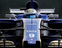 """Marcus Ericsson: """"Antes de comenzar ya sabíamos que no seríamos muy competitivos"""""""