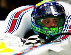 """Felipe Massa: """"Soy optimista y creo que aquí en Monza seremos más competitivos"""""""