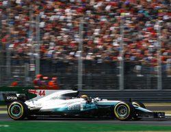 """Lewis Hamilton: """"Aquí estamos muy cerca de los Ferrari"""""""