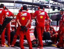 """Sebastian Vettel no pierde la esperanza: """"Tenemos cosas que mejorar todavía"""""""