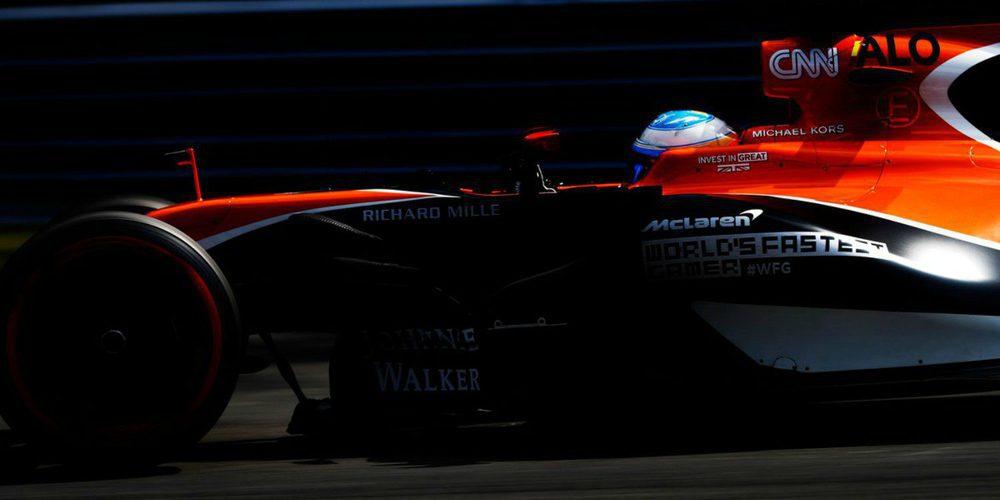 """Fernando Alonso: """"Hemos rendido mucho mejor de lo que esperábamos aquí en Monza"""""""