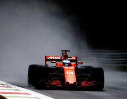 La lluvia condiciona los L3 liderados por Felipe Massa en el GP de Italia 2017