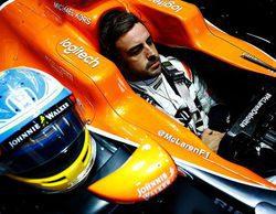 """Fernando Alonso: """"Hemos reservado los neumáticos y bajado la potencia del motor"""""""