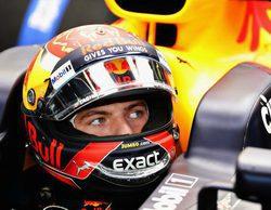 """Max Verstappen: """"La clasificación ha sido genial pero las sanciones nos obligan a remontar"""""""