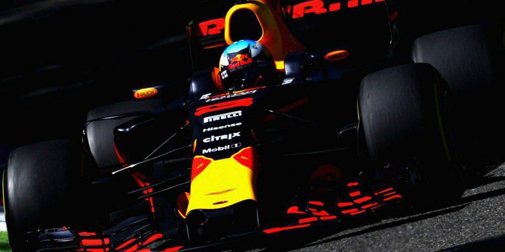 """Daniel Ricciardo brilla en Monza: """"Me lo he pasado genial y el podio ha estado muy cerca"""""""