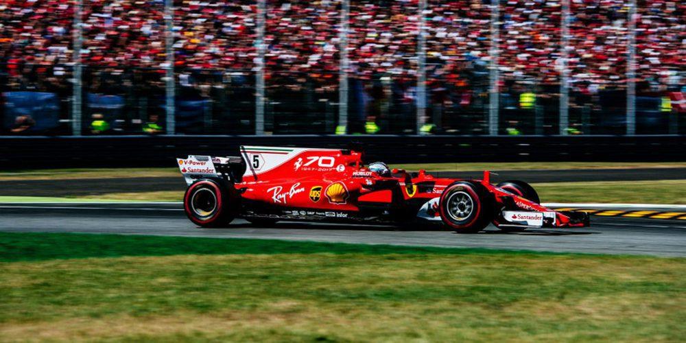 """Sebastian Vettel: """"Liderar el Campeonato no es tan importante como ganarlo"""""""
