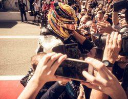 """Lewis Hamilton triunfa en Monza y ldera el Mundial: """"El coche ha ido como la seda"""""""