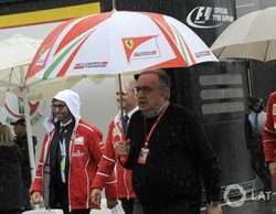 "Sergio Marchionne: ""La diferencia entre Mercedes y Ferrari en Monza ha sido vergonzosa"""