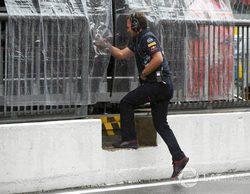 Christian Horner critica las decisiones de la FIA de retrasar la clasificación de Monza