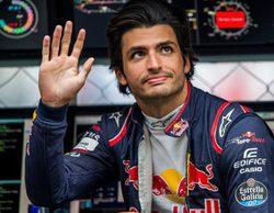 """Carlos Sainz no se quiere pronunciar: """"Mi futuro depende de lo que decida Red Bull"""""""