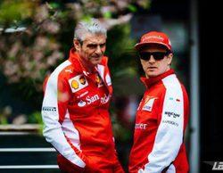 """Maurizio Arrivabene: """"Ver ganar a Kimi Räikkönen este año sería como un sueño"""""""
