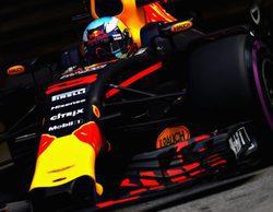Red Bull sorprende con Ricciardo liderando ambas sesiones de Libres del GP de Singapur 2017