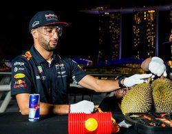 """Daniel Ricciardo: """"Espero que podamos seguir a este nivel todo el fin de semana"""""""