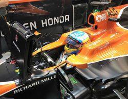 """Fernando Alonso: """"Sabíamos que aquí lo haríamos bien, necesitamos sumar el domingo"""""""
