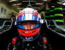 """Romain Grosjean: """"Hemos tenido problemas todo el día, ojalá encontremos la respuesta"""""""