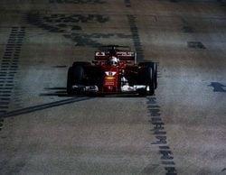 """Sebastian Vettel vuela en Singapur y logra la 'pole': """"Hoy me puedo ir sonriendo"""""""