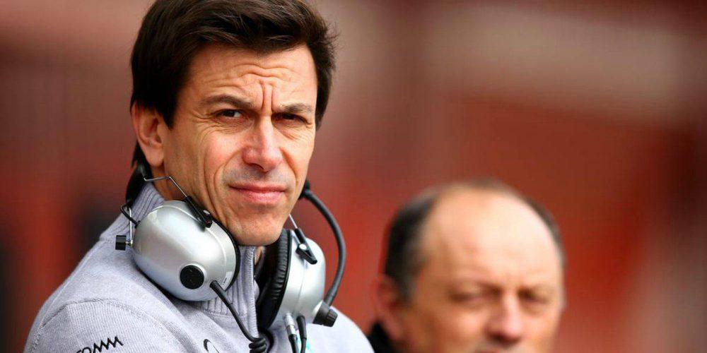 """Wolff: """"Queríamos suministrar motores a McLaren, pero no tenemos la infraestructura necesaria"""""""