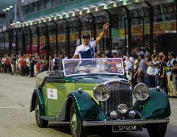 GP de Singapur 2017: Carrera en directo