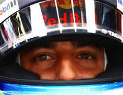 """Daniel Ricciardo: """"Vine aquí para ganar, pero el segundo lugar es genial"""""""