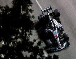 """Lewis Hamilton: """"Llegamos al circuito más débil para nosotros y nos vamos con una victoria"""""""