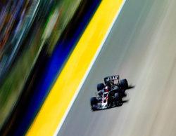 """Romain Grosjean: """"Estoy muy contento de haber logrado 2 puntos aquí"""""""