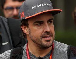 """Fernando Alonso, para Malasia: """"No será tan favorable, pero seguiremos luchando"""""""