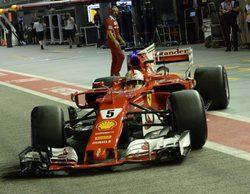 """Sebastian Vettel, en Sepang: """"Quiero ganar las próximas carreras y no necesito pensar en otra cosa"""""""