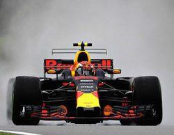 Max Verstappen lidera unos aguados Libres 1 en el GP de Malasia 2017