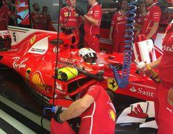 Sebastian Vettel lidera y Mercedes no encuentra el ritmo en los L2 del GP de Malasia 2017
