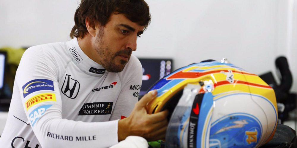 """Fernando Alonso: """"El problema es saber cuán competitivo será el equipo en 2018"""""""