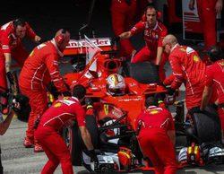 "Sebastian Vettel cae en Q1: ""Necesitamos saber el porqué del problema para que no se vuelva a repetir"""