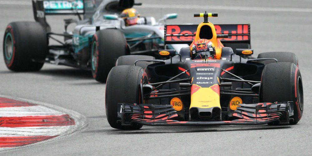 Max Verstappen suma su segunda victoria en F1 tras coronarse en el GP de Malasia 2017