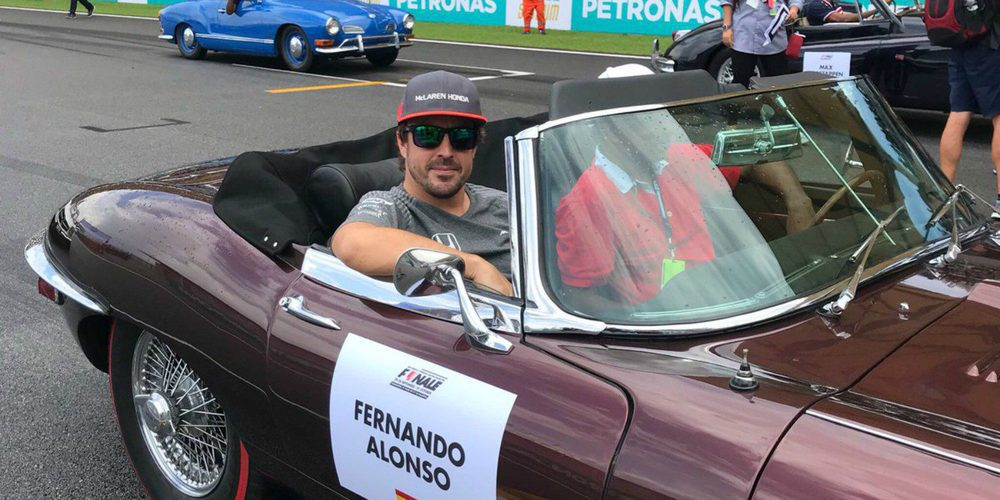 """Fernando Alonso: """"Espero que podamos seguir con los buenos resultados"""""""