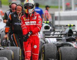 "Sebastian Vettel: ""Fue un fin de semana complicado, pero aún soy optimista"""