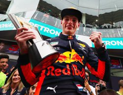 """Max Verstappen: """"No esperaba ayer que seríamos tan rápidos hoy"""""""