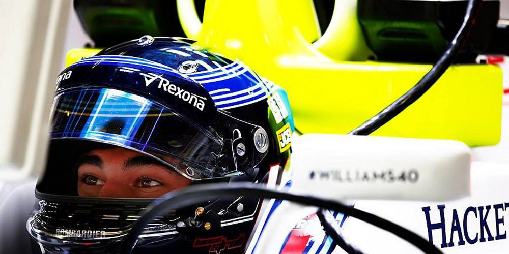"""Lance Stroll: """"El coche ha ido bien y he disfrutado pilotando en el circuito"""""""