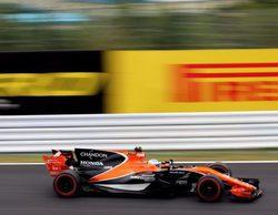 """Fernando Alonso: """"Hemos hecho varias pruebas en la primera sesión de entrenamientos libres"""""""