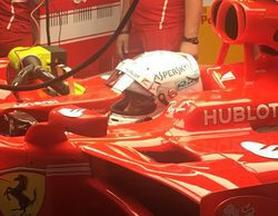 """Sebastian Vettel: """"El coche es rápido, tenemos motivos para confiar"""""""