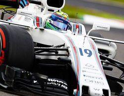 """Felipe Massa acaba noveno: """"Estoy muy contento con mi clasificación"""""""