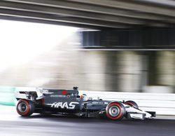 """Romain Grosjean abandona en Q1: """"El coche era capaz de entrar en el top 10 en Q1"""""""