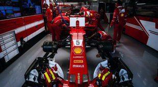 """Vettel saldrá 2º: """"Normalmente tenemos un coche más fuerte en carrera que en clasificación"""""""