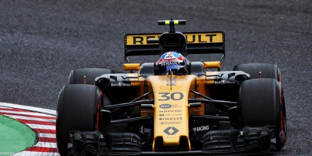 OFICIAL: Jolyon Palmer dejará Renault tras el GP de Japón