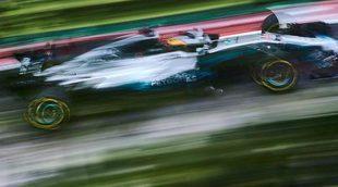 Lewis Hamilton acaricia el Mundial al golpear su martillo y ganar el GP de Japón 2017