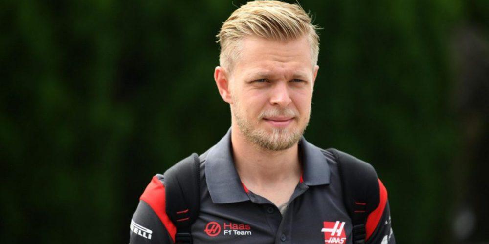 """Kevin Magnussen: """"Maximizamos nuestro potencial y conseguimos terminar 8º y 9º"""""""