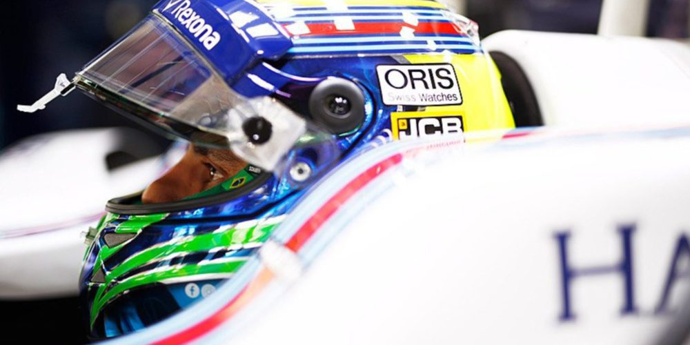 """Felipe Massa: """"No estoy contento, pero un punto es mejor que nada"""""""