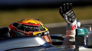 """Lewis Hamilton: """"Fue una victoria en la que tuve que trabajar duro"""""""