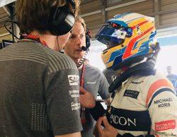 """Fernando Alonso: """"Ha sido un gran esfuerzo por parte de todo el equipo"""""""