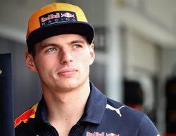 """Max Verstappen: """"Dos podios en dos semanas, salimos satisfechos de Asia"""""""