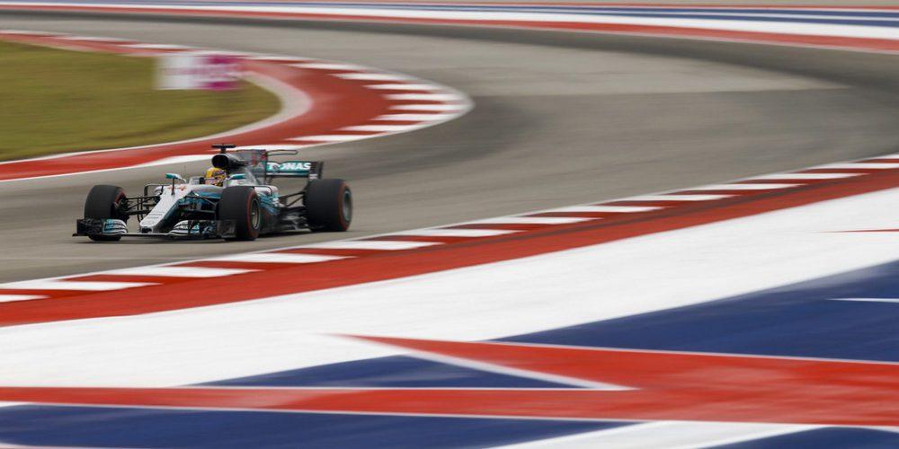 """Lewis Hamilton: """"Hemos tenido un buen arranque y aún podemos mejorar"""""""